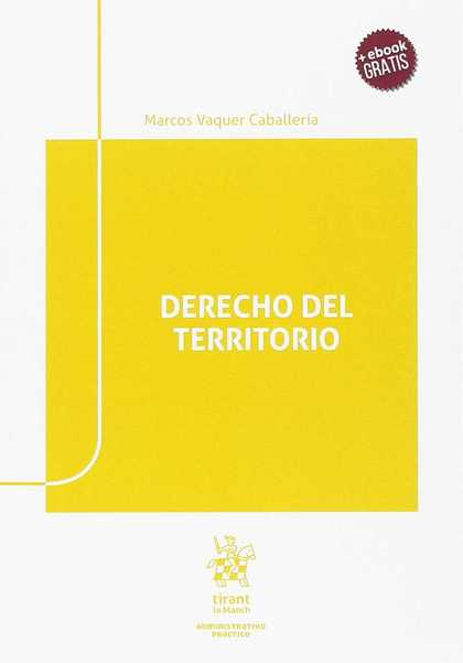 DERECHO DEL TERRITORIO.