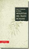 MOLESTIAS DEL TRATO HUMANO