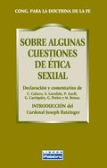SOBRE ALGUNAS CUESTIONES DE ÉTICA SEXUAL