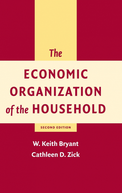 THE ECONOMIC ORGANISATION OF THE HOUSEHOLD