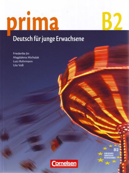 PRIMA B2: SCHÜLERBUCH                                                           SCHÜLERBUCH