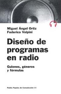 DISEÑO PROGRAMAS RADIO