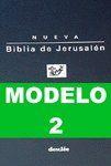 BIBLIA DE JERUSALÉN. MODELO 2