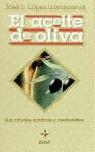 ACEITE DE OLIVA VIRTUDES NUTRITIVAS Y MEDICINALES