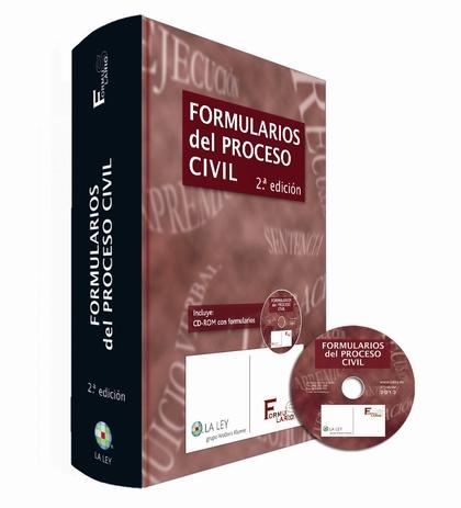 FORMULARIOS DEL PROCESO CIVIL.