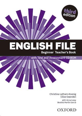 ENGLISH FILE BEGINNER (THIRD ED.) TEACHER´S BOOK PACK
