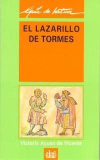 GUIA LECTURA LAZARILLO TORMES