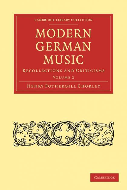 MODERN GERMAN MUSIC