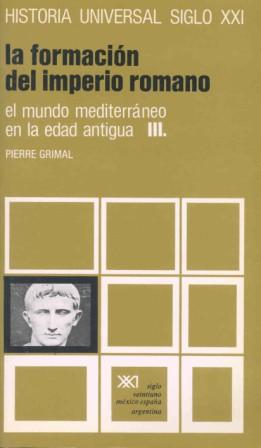 H.UNIVERSAL FOMACION IMPERIO ROMANO (N.7)