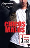 PACK 3X2 DESEO CHICOS MALOS - JULIO 2017