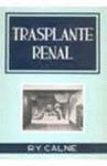 TRASPLANTE RENAL.