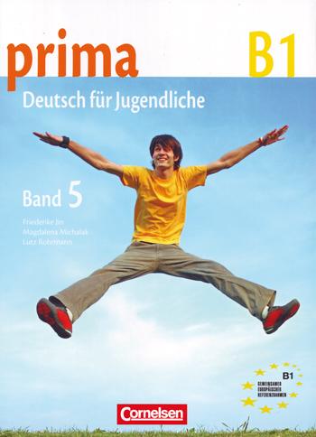 PRIMA B1. BAND 5: SCHÜLERBUCH                                                   SCHÜLERBUCH