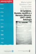 EL CARIDERO, REVISTA CIENTÍFICA Y LITERARIA (ALMERIA, 1847-1848), ANTO