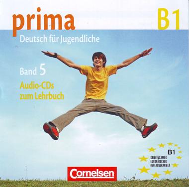 PRIMA B1. BAND 5: AUDIO-CD                                                      AUDIO-CD