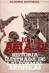 Historia ilustrada de las formas artísticas, 10. Asia II: Tailandia. Laos. Kampuchea. Indonesia