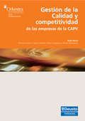 GESTIÓN DE LA CALIDAD Y COMPETITIVIDAD DE LAS EMPRESAS DE LA CAPV