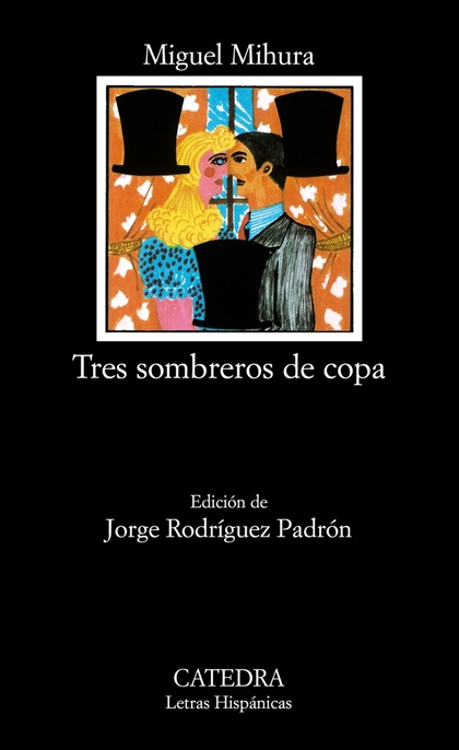 .TRES SOMBREROS DE COPA