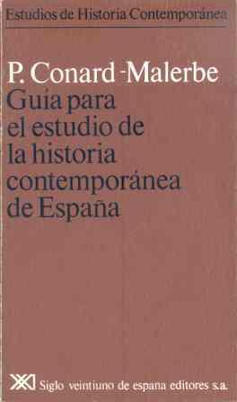 GUIA PARA EL ESTUDIO HISTORIA CONTEM