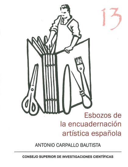 ESBOZOS DE LA ENCUADERNACIÓN ARTÍSTICA ESPAÑOLA