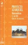 PROYECTO AZARQUIEL MATEM. 2 ESO