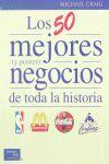 50 MEJORES NEGOCIOS DE TODA HISTORIA