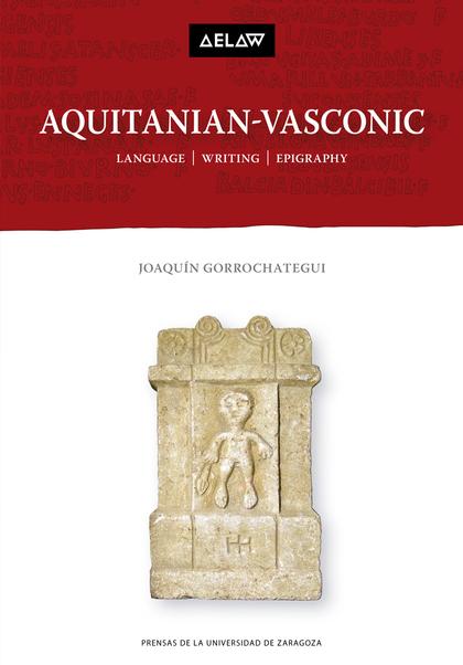 AQUITANIAN-VASCONIC                                                             LANGUAGE \ WRIT
