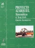 PROYECTO AZARQUIEL, MATEMÁTICAS, 4 ESO, OPCIÓN B, 2 CICLO
