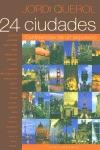 24 CIUDADES