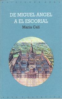 DE MIGUEL ANGEL A EL ESCORIAL (N.32 ARTE Y ESTETICA)
