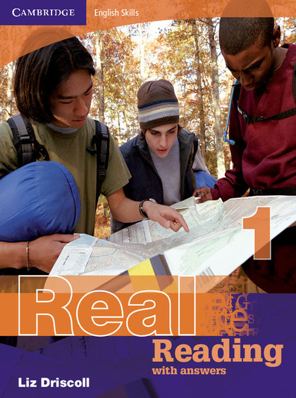 CAMB ENG SKILLS REAL READING 1 ELEMENTARY WITH ANS