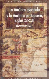 AMERICA ESPAÑOLA AMERICA PORTUGUESA (N.15 BIBL.ENSAYO)