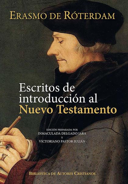 ESCRITOS DE INTRODUCCIÓN AL NUEVO TESTAMENTO.