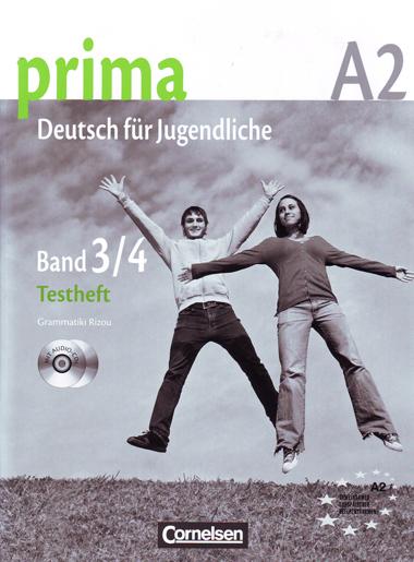 PRIMA A1. BAND 3/4: TESTHEFT                                                    TESTHEFT
