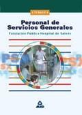 PERSONAL DE SERVICIOS GENERALES. FUNDACIÓN PÚBLICA HOSPITAL DOSALNES. TEMARIO