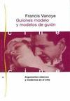 GUIONES MODELO Y MODELOS DE GUION