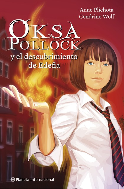 OKSA POLLOCK Y EL DESCUBRIMIENTO DE EDEFIA