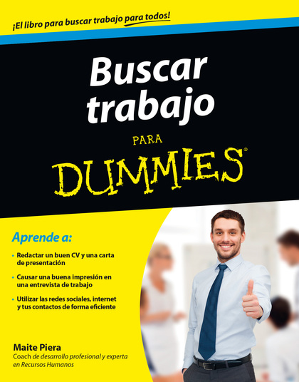 BUSCAR TRABAJO PARA DUMMIES - BOLSILLO.