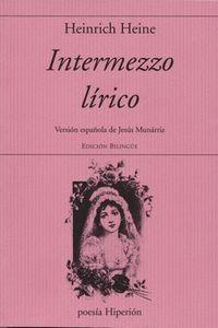 INTERMEZZO LIRICO