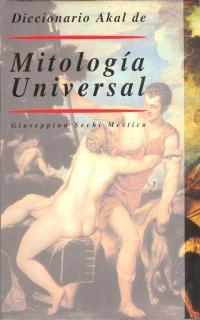 DICCIONARIO MITOLOGIA UNIVERSAL