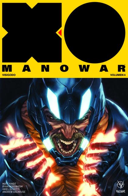 XO MANOWAR VOL 4 VISIGODO