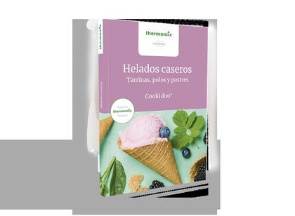 HELADOS CASEROS. TARRINAS, POLOS Y POSTRES