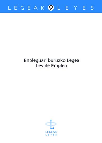 ENPLEGUARI BURUZKO LEGEA-LEY DE EMPLEO