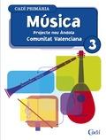 NUEVO ANDOLA, MÚSICA, 3 EDUCACIÓ PRIMÀRIA (VALENCIA)