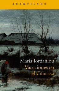 VACACIONES EN EL CÁUCASO.