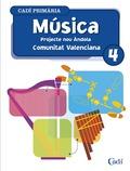 NUEVO ANDOLA, MÚSICA, 4 EDUCACIÓ PRIMÀRIA (VALENCIA)