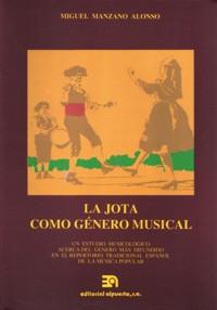 LA JOTA COMO GÉNERO MUSICAL