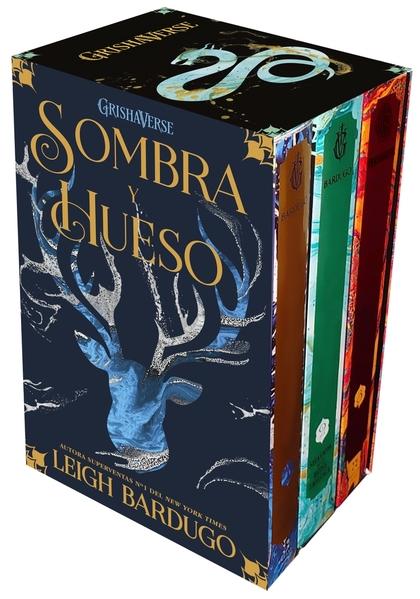 ESTUCHE ESPECIAL TRILOGA SOMBRA Y HUESO                                        GRISHAVERSE, TR