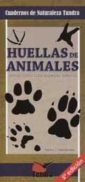 HUELLAS DE ANIMALES 5ªED.