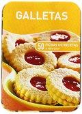GALLETAS 2013 (CAJA RECETAS). 50 FICHAS DE RECETAS A TODO COLOR