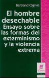EL HOMBRE DESECHABLE